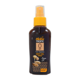 ALOHA TROPIC TAN EXPRESS DRY OIL MICRO ARGAN SPF 0 100 ml