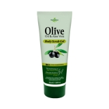 HERBOLIVE MINI BODY SCRUB GEL OLIVE