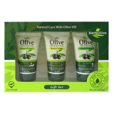 HERBOLIVE GIFT SET Nr1 (3 TUBES 50ml)