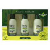 HERBOLIVE GIFT SET Nr2 (3 BOTTLES 60ml)