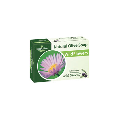 HERBOLIVE SOAP WILD FLOWER