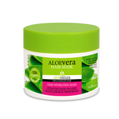 ALOE NAT HAIR MASK