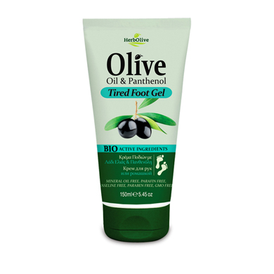 HERBOLIVE FOOT TIRED GEL