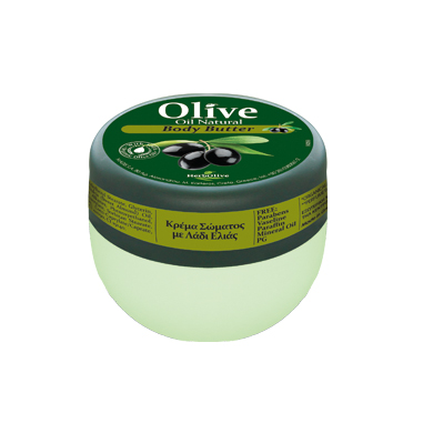 HERBOLIVE BODY BUTTER OLIVE OIL (mini 50 ml)