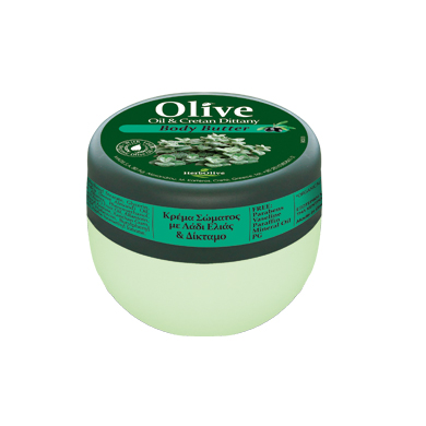 HERBOLIVE BODY BUTTER CRETAN DITTANY (mini 50ml)