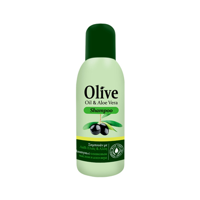 HERBOLIVE MINI HAIR SHAMPOO ALOE (DRY HAIR)