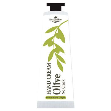 HERBOLIVE HAND CREAM ALUM NO CRACK