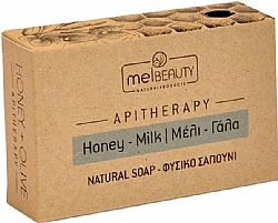 APITHERAPY SOAP HONEY & MILK 85G