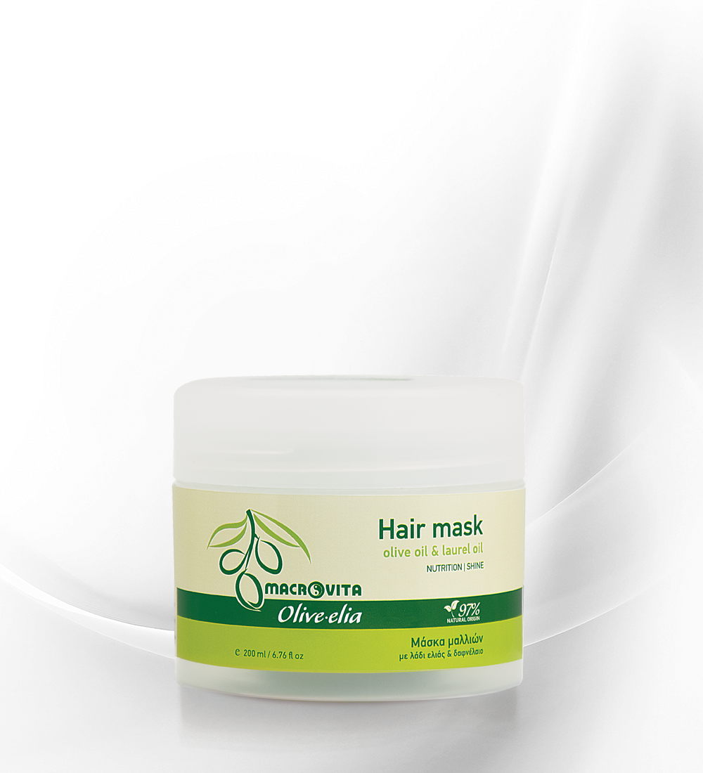 Hair mask nutritive & reconstructive OLIVE.ELIA