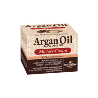 ARGAN FACE 24h MOIST CREAM OILY-COMBINATION SKIN