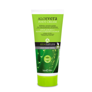 ALOE NAT FOOT CRACKED HEEL