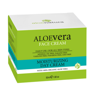 ALOE NAT FACE MOISTURIZING DAY CREAM