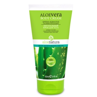 ALOE BODY CREAM MOISTURIZING