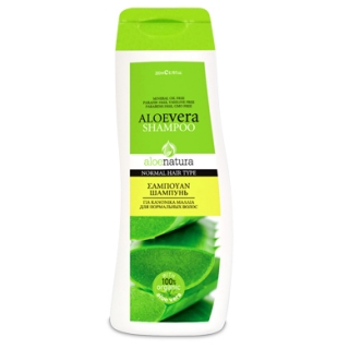 ALOE NAT HAIR SHAMPOO NORMAL HAIR