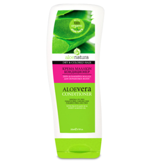 ALOE NAT HAIR SHAMPOO DRY & COLOURED