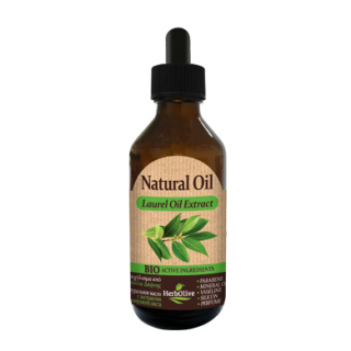 HERBOLIVE NATURAL OIL LAUREL EXTRACT