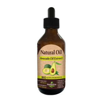 HERBOLIVE NATURAL OIL AVOCADO EXTRACT