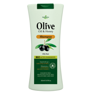 HERBOLIVE HAIR SHAMPOO HONEY (OILY HAIR)