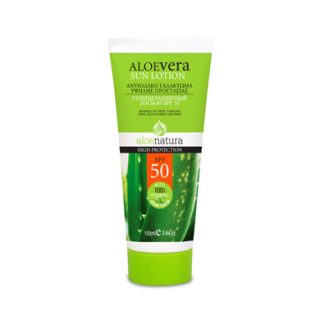 ALOE NAT BODY SUN LOTION SPF 50