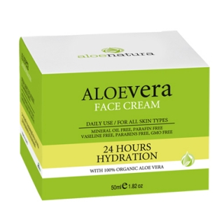 ALOE NAT FACE 24 HOURS