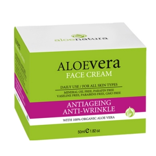 ALOE NAT FACE ANTIAGEING