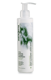 Deep cleansing liquid soap MACROVITA