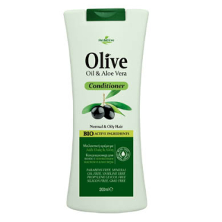 HERBOLIVE HAIR CONDITIONER ALOE