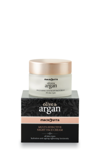 Multi-Effective Night face cream
