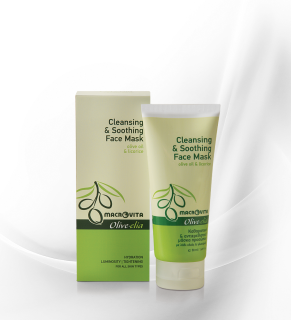 Cleansing face mask OLIVE.ELIA