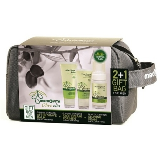 MACROVITA GIFT SET OLIVE-ELIA FOR MEN