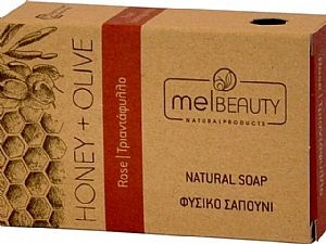 SOAP HONEY & OLIVE - ROSE AROMA 85G