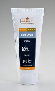 FOOT CREAM with Propolis 100ml