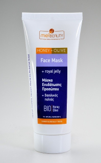 FACE MASK with Royal Jelly  100ml