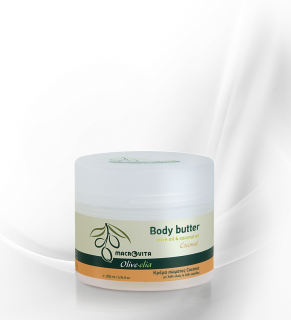 Body butter coconut OLIVE.ELIA