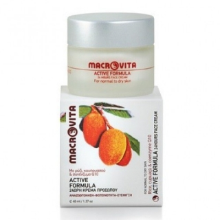 Active formula 24 hours face cream