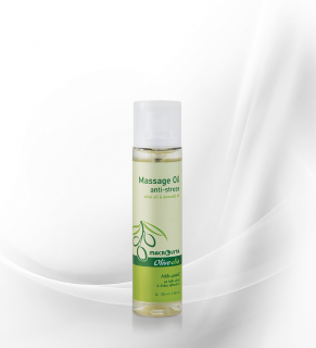 Massage oil anti-stress OLIVE.ELIA