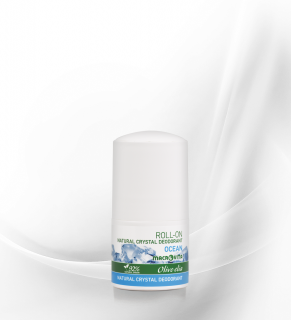 Natural crystal deo roll-on ocean OLV