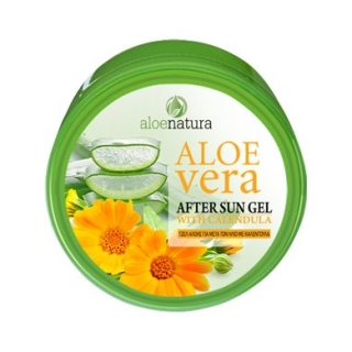 After Sun Gel Aloe Vera & Calendula