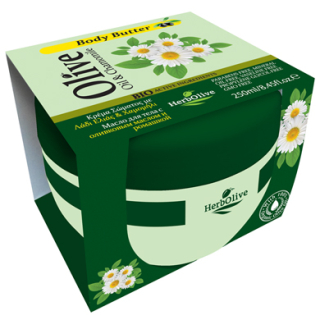 HERBOLIVE BODY BUTTER CHAMOMILE