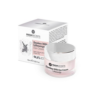 FRESH SECRETS Eye Cream Liftenergy Donkey Milk