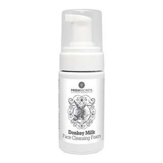 FRESH SECRETS Face Cleansing Foam Donkey Milk