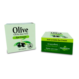 HERBOLIVE FACE EYE CREAM ANTIWRINKLE