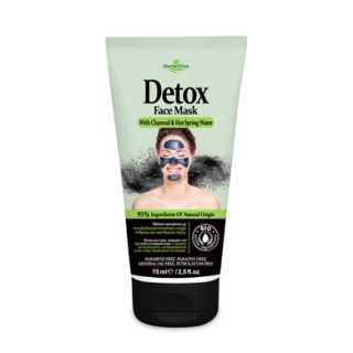 H.O. Face Mask Detox With Charcoal