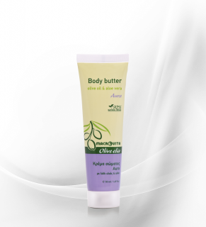 Body butter aura OLIVE.ELIA (mini)