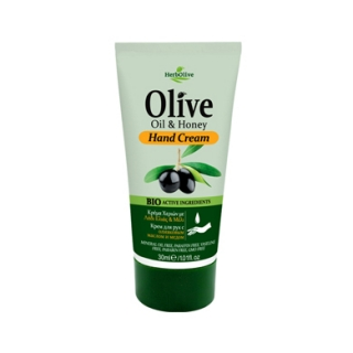 HERBOLIVE MINI HAND CREAM HONEY