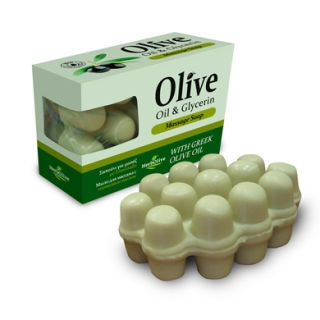 HERBOLIVE SOAP MASSAGE OLIVE OIL & GLYCERIN