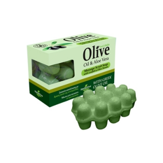 HERBOLIVE SOAP MASSAGE ALOE
