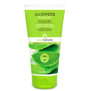 ALOE NAT HAIR GEL STRONG