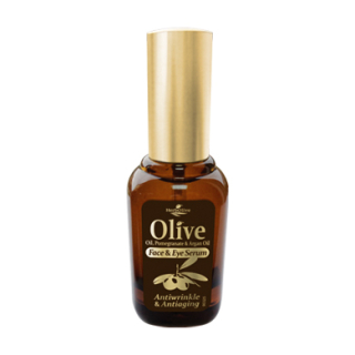 HERBOLIVE FACE EYE SERUM ANTIWRINKLE ANTIAGING