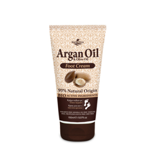HERBOLIVE ARGAN FOOT CREAM